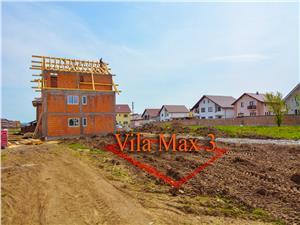 Apartament 2 camere in Sibiu + balcon -  Etaj 1 la Vila de 2 etaje