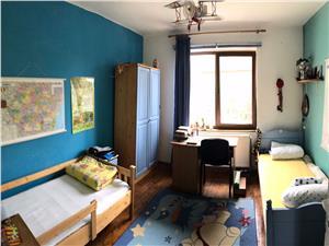 Casa de vanzare in Sibiu - gradina frumos amenajata- Lazaret