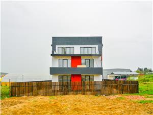 Apartament de vanzare in Cisnadie - cu 2 camere - vila cocheta