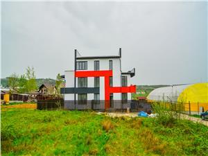 Apartament de vanzare in Cisnadie - INTABULAT - vila noua si cocheta