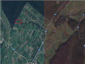 Land for sale in Sibiu - area Tropin Noi - 809sq.m