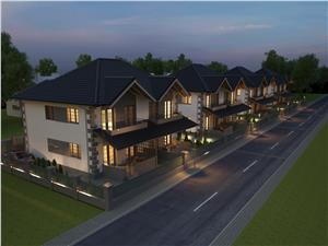 Casa de vanzare in Sibiu - in Duplex - constructie noua