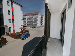 Apartament de vanzare in Sibiu - etaj 1 - 34.5mp utili si balcon 7,5mp