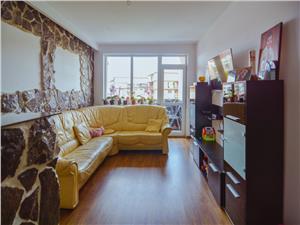Apartament de vanzare in Sibiu - 3 camere - mobilat si utilat