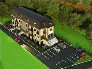 Apartament de vanzare in Sibiu - imobil nou si cochet