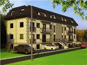 Apartament de vanzare in Sibiu - 2 camere plus dressing