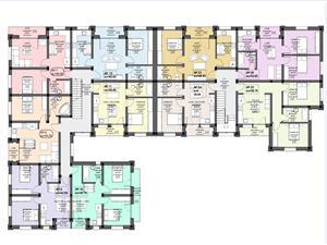 Apartament de vanzare in Sibiu - 3 camere - Calea Cisnadiei