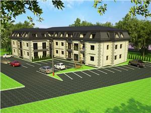 Apartament de vanzare in Sibiu - 3 camere spatioase
