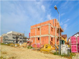 Apartament de vanzare in Sibiu- 2 camere - gradina 110 mp