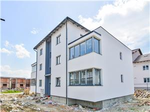 2-room apartment for sale in Sibiu - balcony and a parking lot