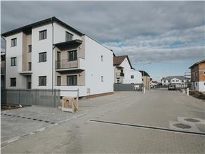 2-Zimmer Wohnung kaufen in Sibiu - Balkone und Parkplatz