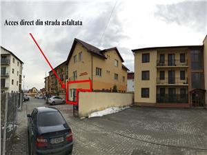Spatiu comercial zona Brana-  dublu acces din strada - oferta f buna