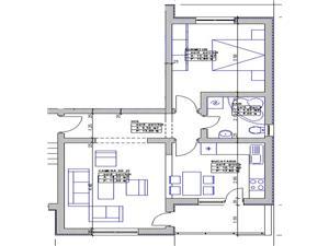 Apartament de vanzare - 53 mp utili - loc de parcare