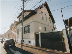 House for sale in Sibiu - 290mp utili - land 650mp