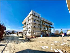 2-Zimmer Wohnung kaufen in Sibiu mi 21 qm Balkon