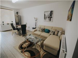 Apartament de vanzare in Sibiu - 2 camere si 2 balcoane - La Cheie