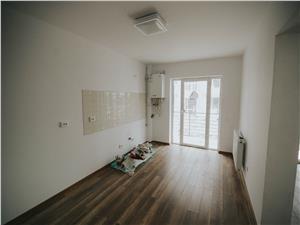 Apartament de vanzare in Sibiu - 2 camere si balcon - la Cheie