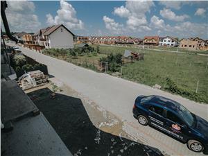 Casa de vanzare in Sibiu - 4 camere, bucatarie separata, curte 70mp