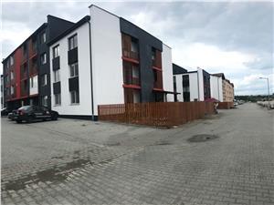 Apartament 3 camere de vanzare in Sibiu - etaj 1 + loc de parcare