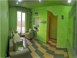 Apartament 2 camere de vanzare in Sibiu - Strand - Etaj 1