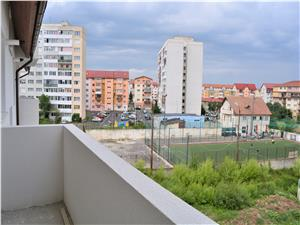 2 bedroom apartment in Sibiu balcony - Practice area Euroil Ciresica