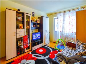 Apartament de vanzare in Sibiu - 3 camere - zona Vasile Aaron