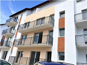 Apartament de inchiriat in Sibiu - tip penthouse - 4 balcoane