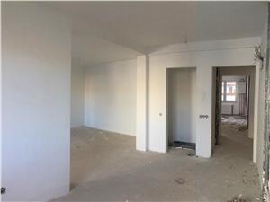 Apartament 3 camere in Sibiu - La CHEIE Intabulat - Etaj 1 +2 balcoane