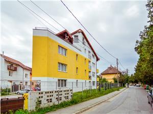 Apartament de vanzare in Sibiu - tip penthouse - terasa 40 mp