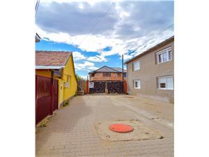 Casa de vanzare in Sibiu - Selimbar + curte de 200 mp