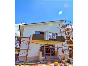 Casa in Sibiu -Tip Duplex 4 camere, Teren 360m - in curs de Intabulare