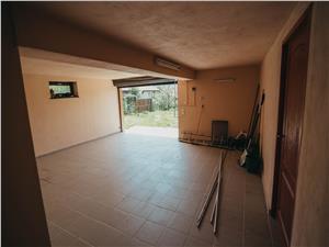 Vila de vanzare in Sibiu - Cisnadioara - 270mp utili si 1000mp teren