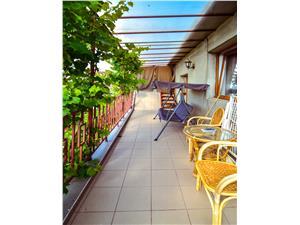 Apartament de vanzare in Sibiu - in vila - pod mansardabil