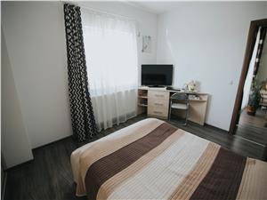 Apartament de vanzare in Sibiu - 3 camere - balcon mare - Ciresica