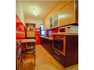 Apartament de vanzare in Sibiu - 2 Camere - Balcon si Pivnita