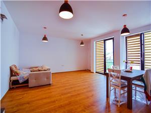 Apartament 2 Camere de Vanzare in Sibiu - Pictor Brana + Terasa 20mp