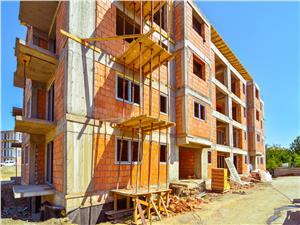 Apartament de vanzare in Sibiu - 1 camera - pretabil investitie