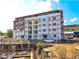 Apartament de vanzare in Sibiu - 2 camere - imobil cu lift