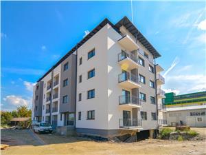 Apartament de vanzare in Sibiu - 3 camere DECOMANDATE - Piata Cluj