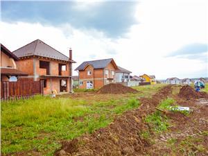 Teren de vanzare in Sibiu - intravilan - pretabil constructie locuinte