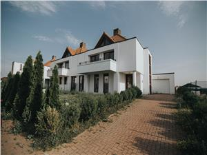 Villa for sale in Sibiu - Promenada Mall - Cubus B