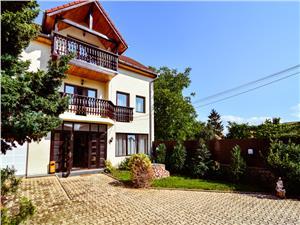 Casa de inchiriat in Sibiu - pretabil birouri - zona B-dul V.Milea