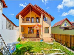 Casa de vanzare in Sibiu- 4 camere - zona PREMIUM