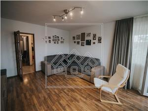 Apartment for sale in Sibiu - Turnisor - 3 rooms - 1st floor
