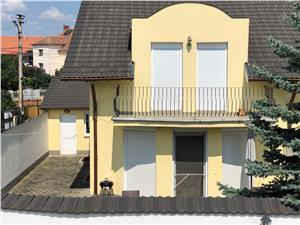 Casa de inchiriat in Sibiu - singur in curte - zona Stefan cel Mare