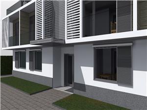Apartament 3 camere de vanzare in Sibiu - Pictor Brana + parcare