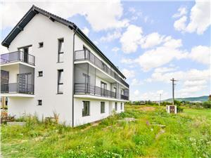 Apartment for sale in Sibiu - Pictor Brana 3 spacious terraces