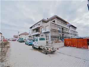 Apartament 3 camere de vanzare in Sibiu - La Cheie - Gradina de 79 mp