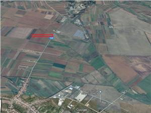 Land for sale in Sibiu, intravilan 25.900 sqm - Sura Mica
