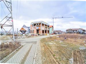 Apartament de vanzare in Sibiu - 2 Camere- Strada asfaltata, iluminata